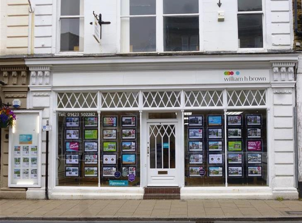 William H Brown Estate agents in Harrogate would like to invite you to visit our office, meet the team and let us impress you.