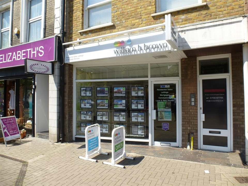 Our William H Brown office situated on High Street-call in and see us!