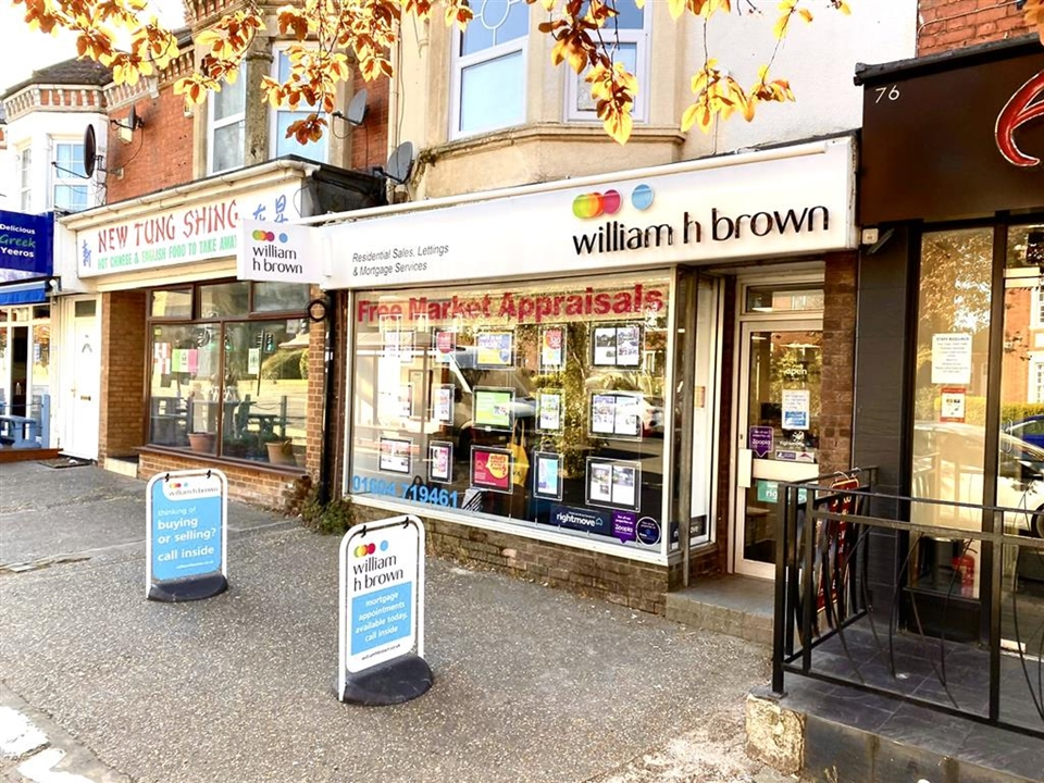 William H Brown Estate Agents - Northampton North