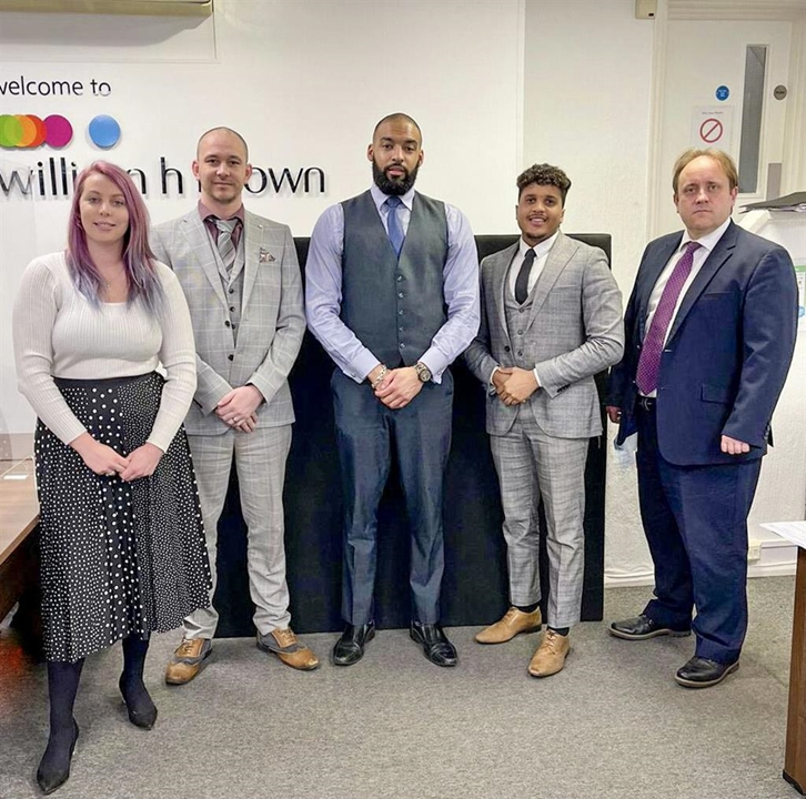 Our  team at Kettering is made up of Branch Manager, Sales Lister, two Negotiators, Mortgage Consultant, Branch Administrator and Sales Progressor.