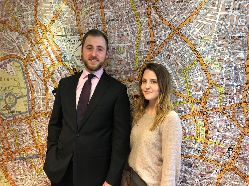 The West End and City Lettings team.