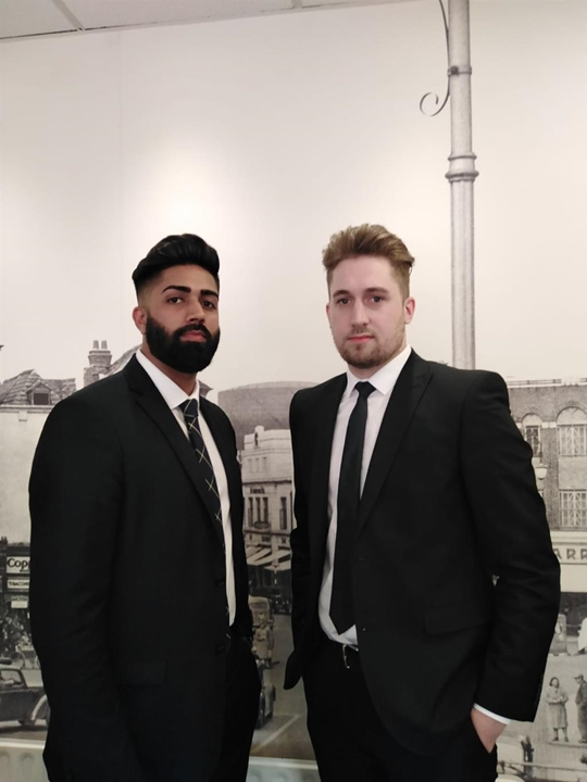 Our letting's team Ritchie and Ram are here to offer expert advice to private landlords and tenants looking for their perfect home.