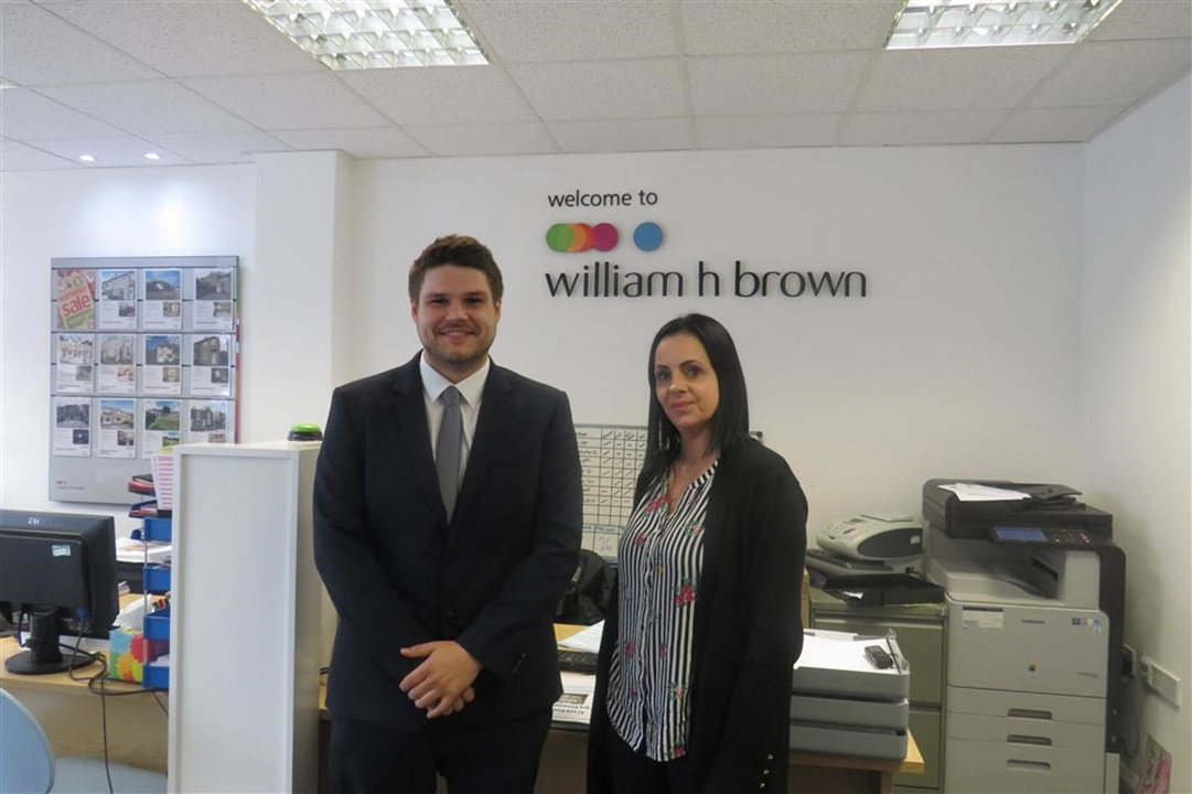 Our Wibsey based Lettings Team L-R: Annemarie & Nicola