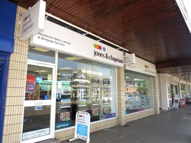 Jones & Chapman Estate Agents in Bebington
