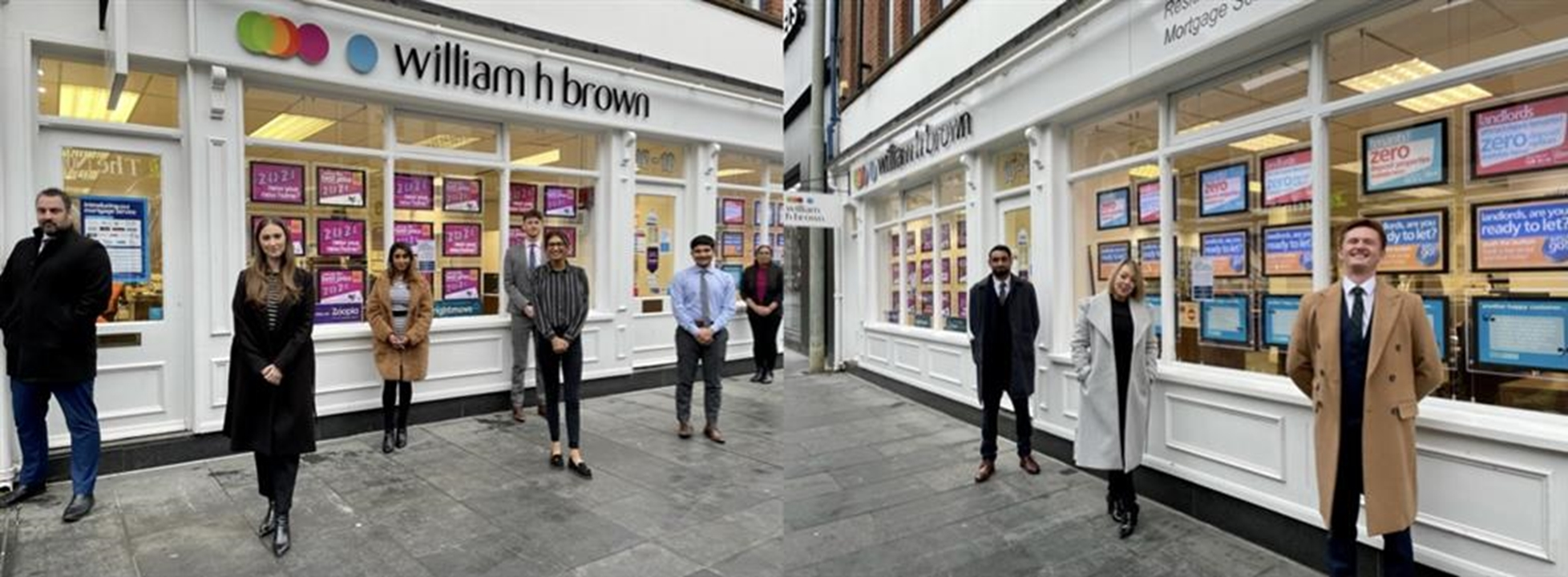 Come in & meet the team who can help you with all your buying & letting needs.