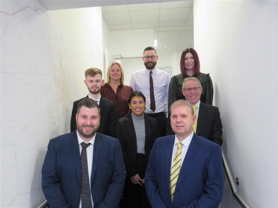 Our experienced sales team, including our full time Mortgage expert, are here to help you buy, sell or rent your property. Please call - 01354 654545.