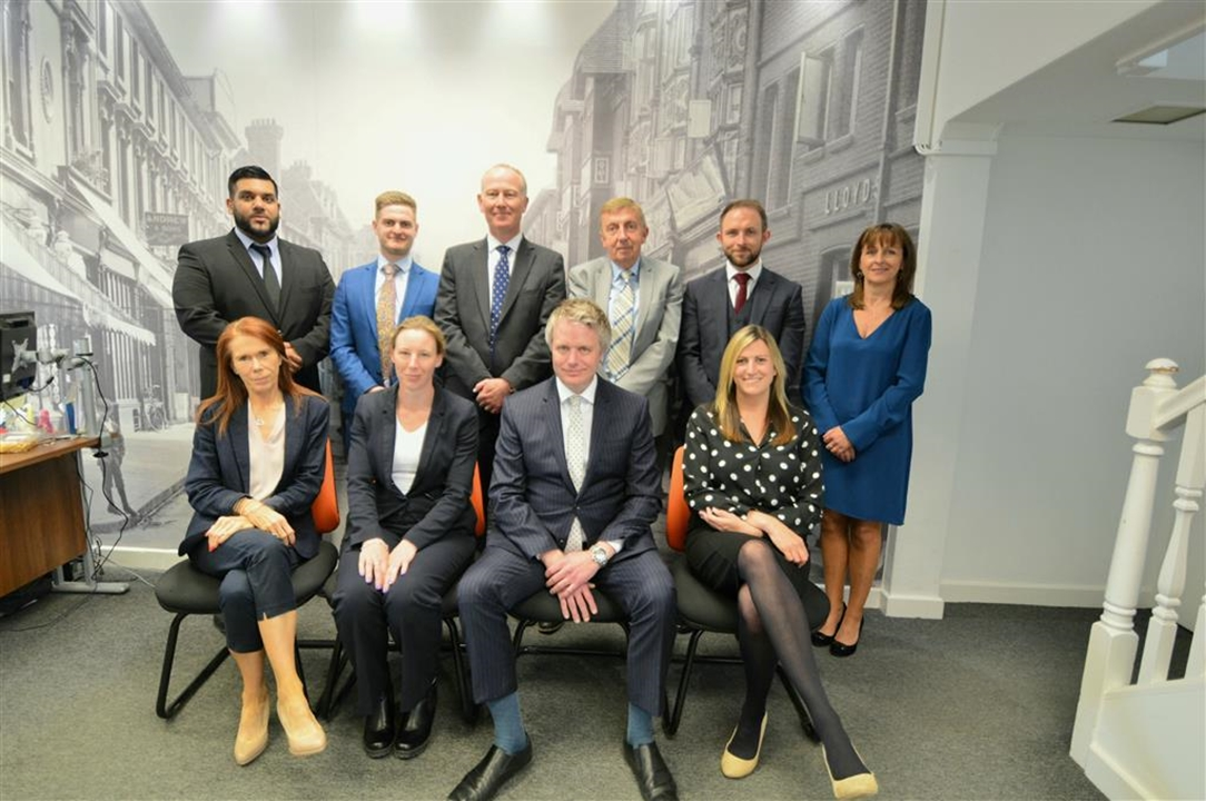 Roger Platt Maidenhead Sales Team At Your Service.