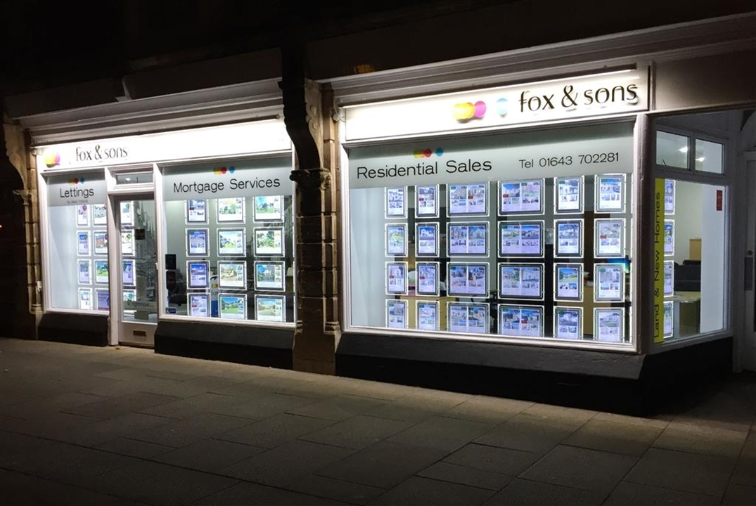 Fox & Sons Estate agents in Minehead