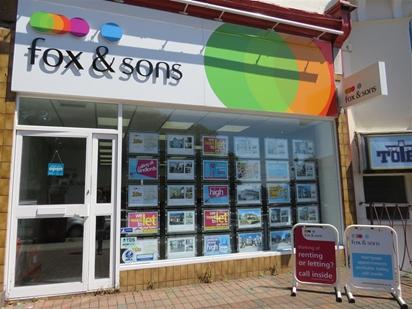 Fox & Sons Estate Agents - Mutley Plain