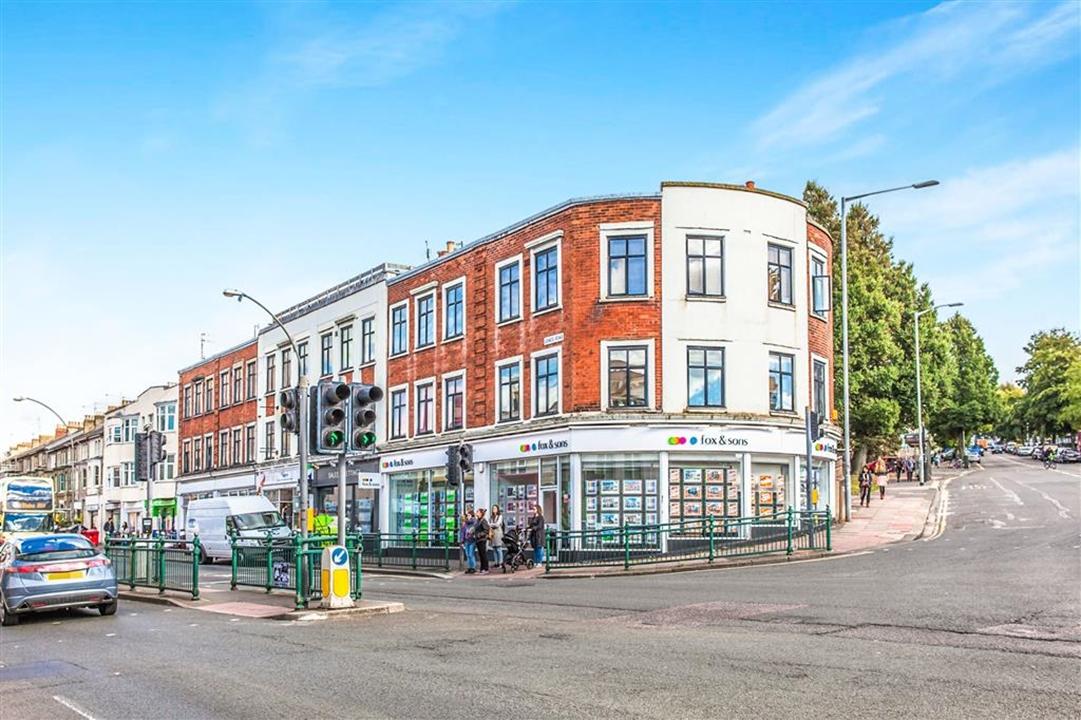 Corner of Elm Grove by Hanover