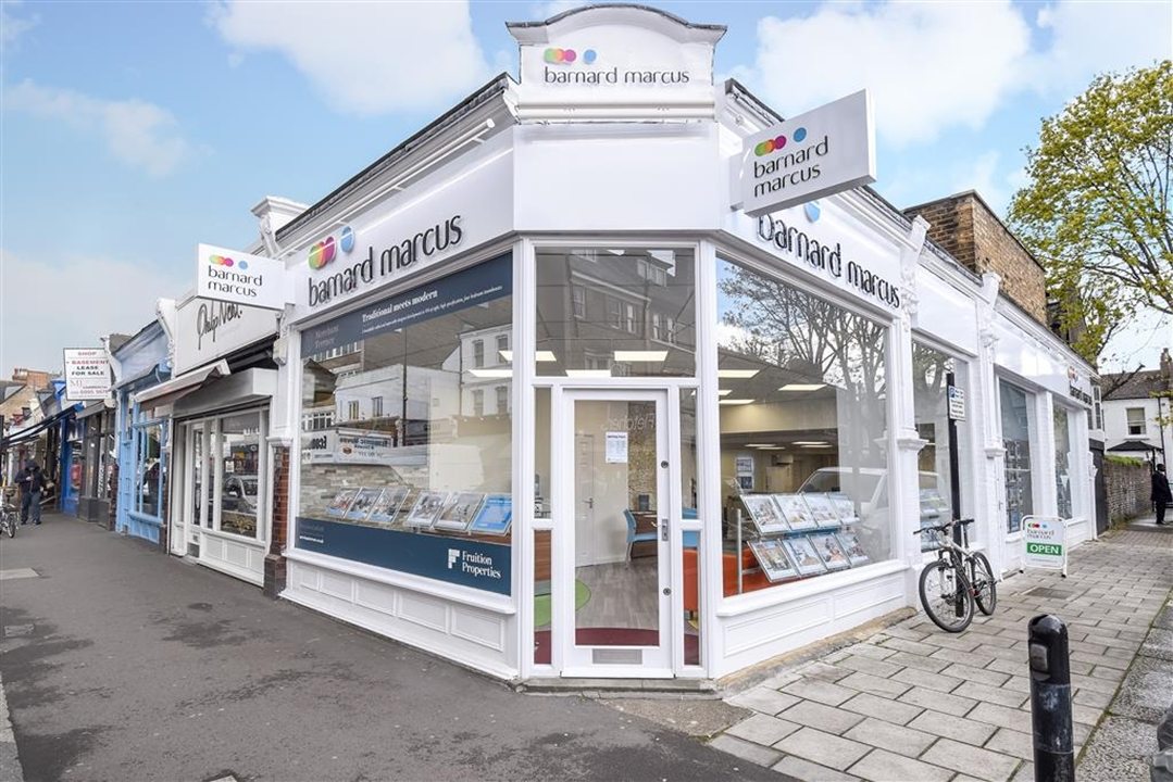 Barnard Marcus Estate agents in Bedford Park.
