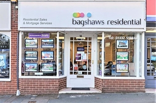 Bagshaws Residential Estate Agents. You're One Stop Shop in Mickleover for buying, selling and mortgage needs.
