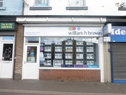 William H Brown Estate agents in Mexborough