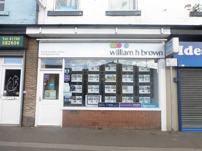 William H Brown Estate agents in Mexborough