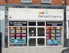 Barnard Marcus Estate Agents In Finchley.