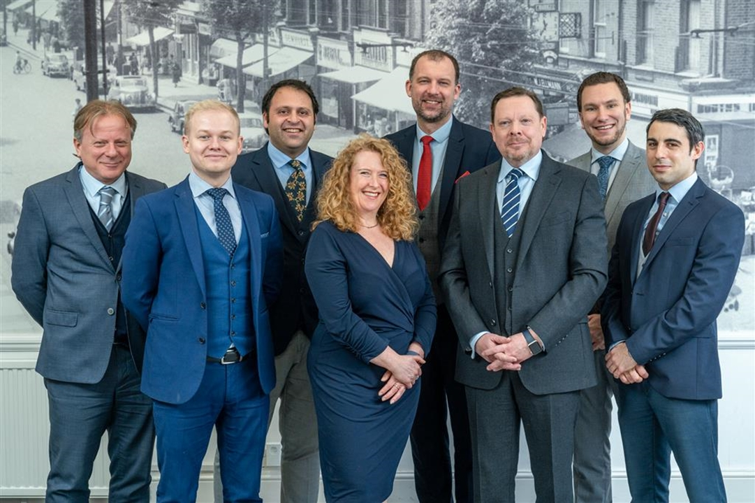 The Property Experts in North Finchley & vicinity. We can help with your property requirements, call us today for advice and to book your valuation