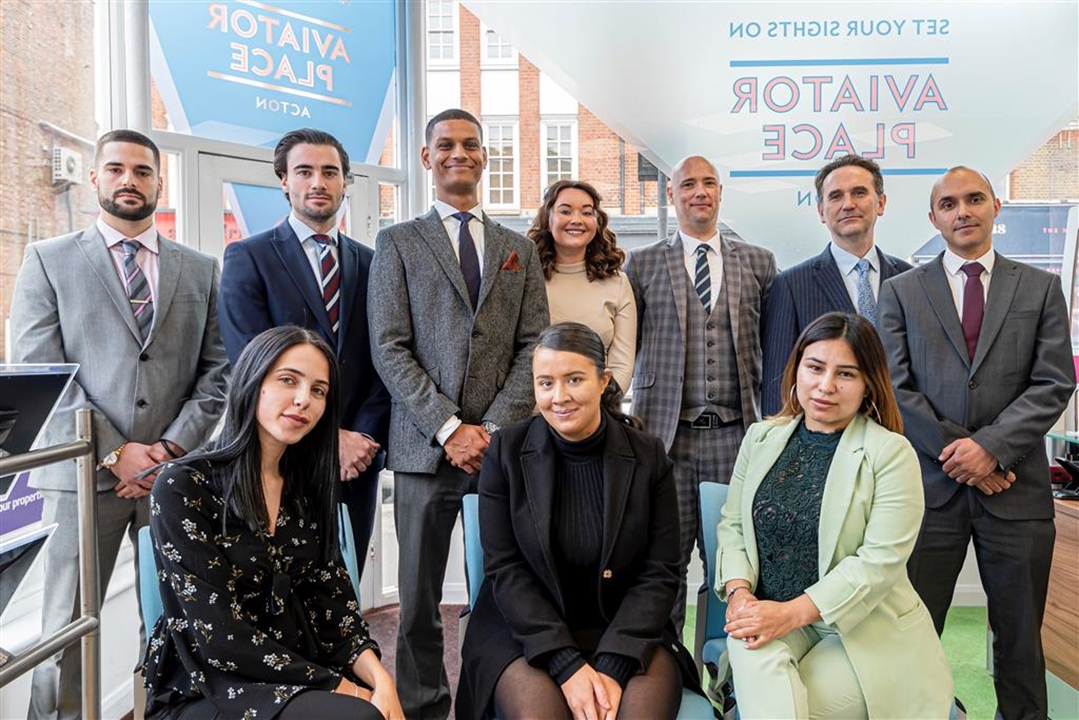 Meet our pro-active Sales and Lettings team in Bedford Park.