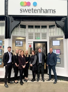 Swetenhams Estate agents in Northwich. Free valuations for selling and letting.