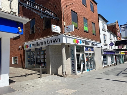 William H Brown Estate agents in Nottingham City Centre