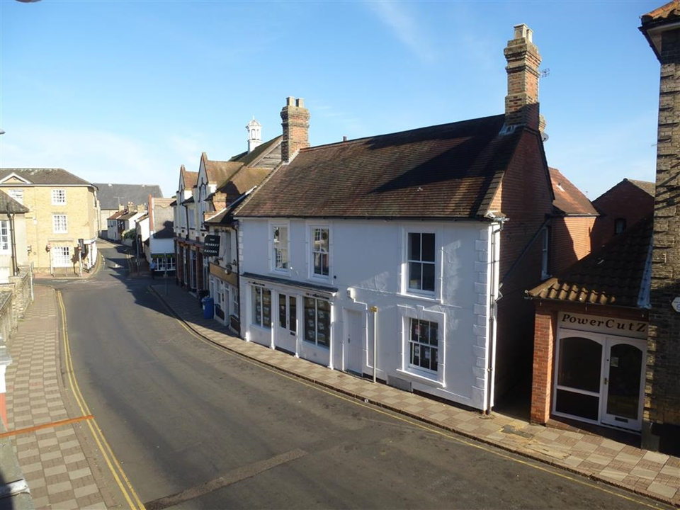 William H Brown Estate Agents is located on Market Street in the popular market town of North Walsham!