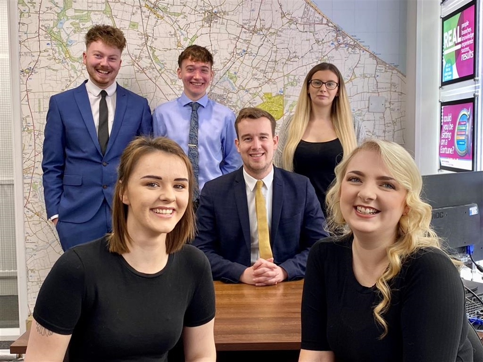 Meet your Sales Team in North Walsham!