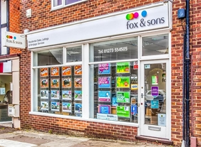 Our centrally located office in the heart of Patcham.