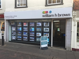 William H Brown, 12 The Traverse, Bury St Edmunds.  Buying, Selling, Renting or Letting? Call us now!