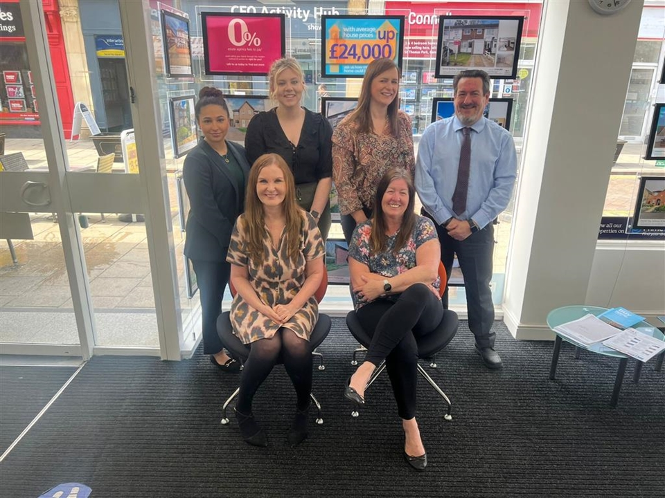 The Peterborough sales team are here to help you buy or sell your house or flat in Peterborough and the surrounding areas. Call for more information.