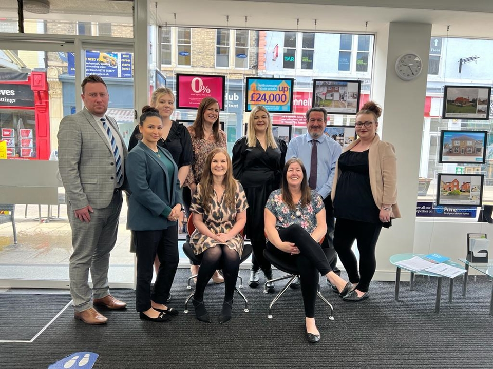 Our Lettings Team in Peterborough are the number one agent (to date) in the area. Call today today to discuss renting or letting a property through us