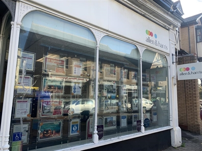 Allen & Harris Estate Agents on Stanwell Road, Penarth
