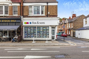 "Fox & Sons, agents in Preston Park are pleased to support our local community group ""Friends of Preston Park"""