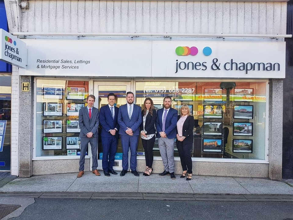 Team at our Prenton Office.