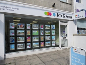 Fox & Sons Estate agents in Plympton