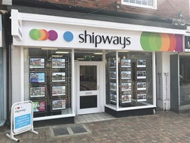 Shipways Estate Agents is situated in a prime location in Redditch town centre: find us opposite the post office.