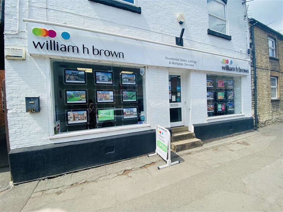 William H Brown Estate agents in Raunds