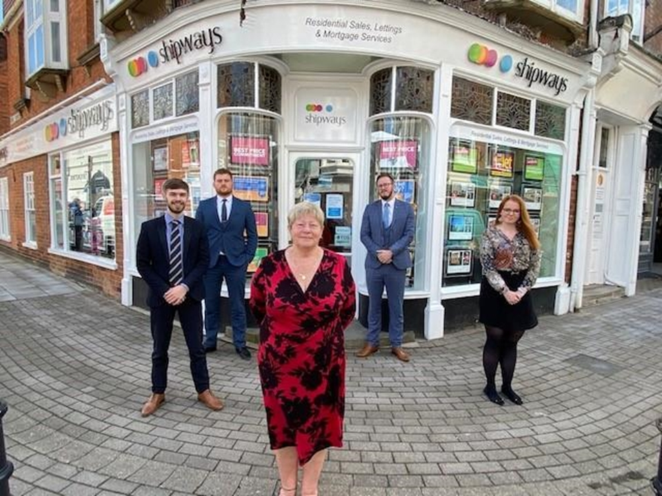 Our Sales Team are Sian McCurrach (Branch Manager ),  Michael Niven, Sales Neg & Roland Baldwin, Lister