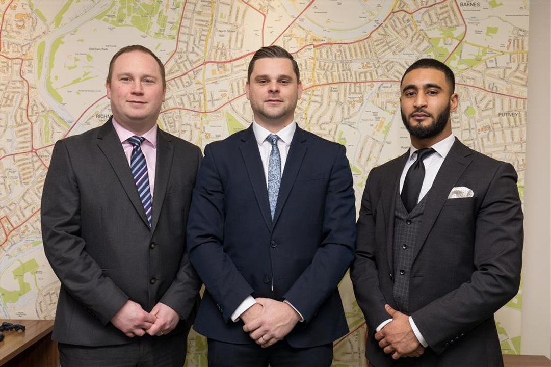 Our Experienced Lettings team are here to assist with all of your property needs.