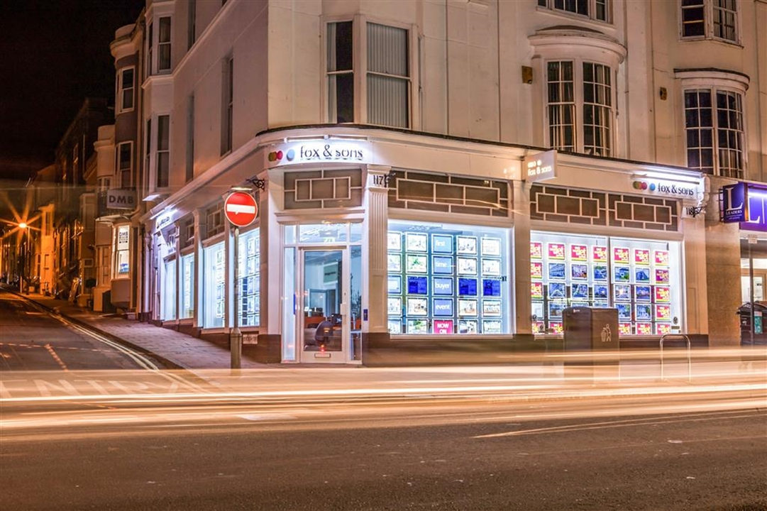 Fox & Sons on Western Road are friendly, professional and here to help you with every step of buying or selling in central Brighton & Hove.