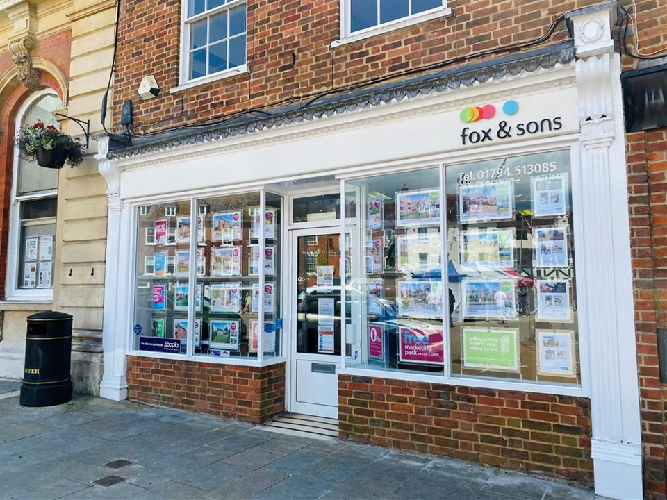 Fox & Sons Estate Agents In Romsey