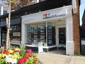 William H Brown Estate Agents - Having operated in Rushden Town for many years, first time buyers to home movers we're here for you!
