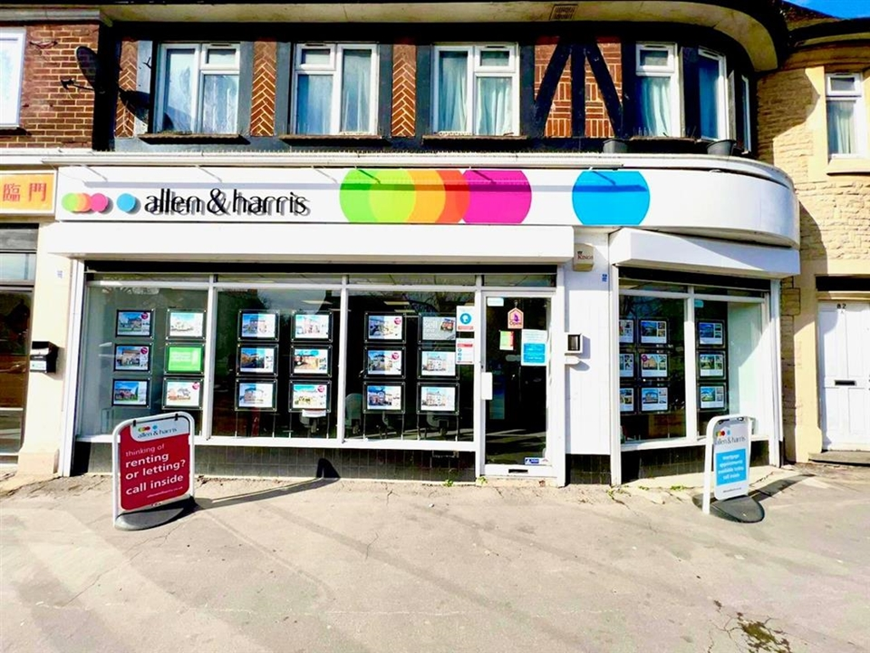 Allen & Harris Estate Agents for Oxford.