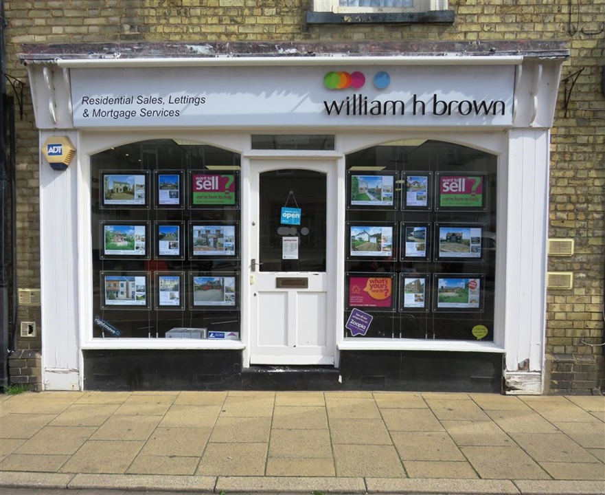 Call your local William h brown Estate Agent in Ramsey! Whether you are looking to buy, sell or find the best mortgage deal we are here to help.