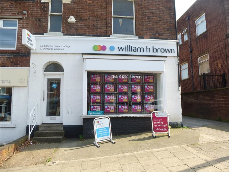 William H Brown Estate agents in Rotherham