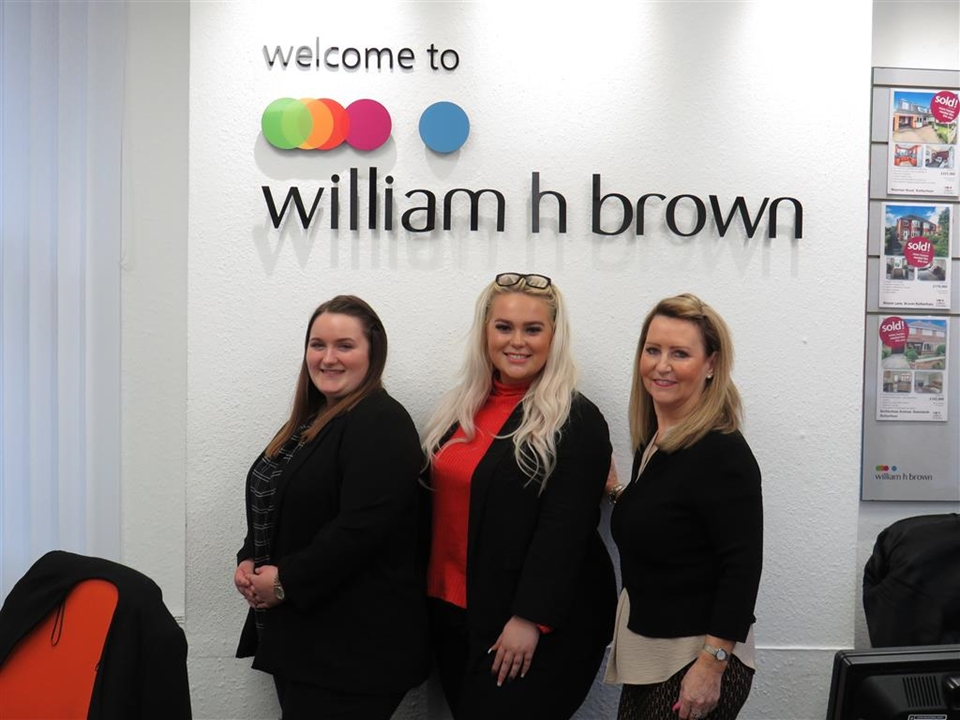 Meet the lettings team - Kenna, Jess & Karen