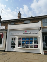 William H Brown Estate Agents in Rothwell 'The Place of the Red Well' and home to the longest Parish Church in the county.