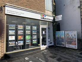 William H Brown estate agents in Royston town centre have been helping people buy and sell houses for 125 years.