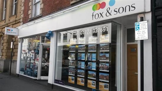Fox & Sons Estate agents in Salisbury