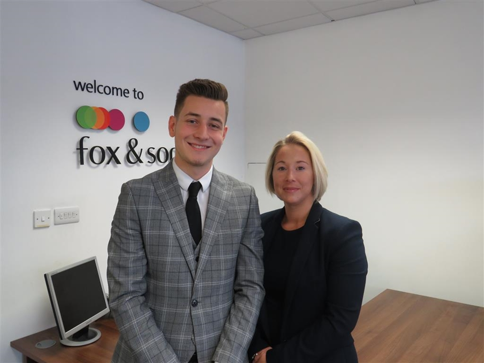 A well established Letting's Department with vast local knowledge. Michelle Jordan, Lettings Branch Manager and Alex Green our Letting's Negotiator.