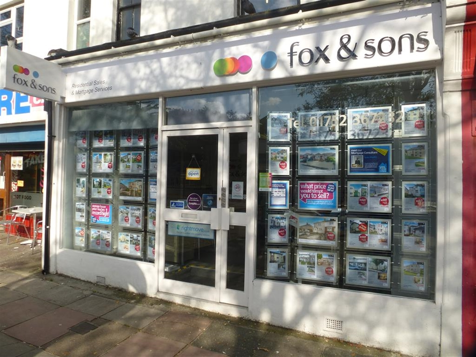 Fox & Sons Estate agents in St Budeaux