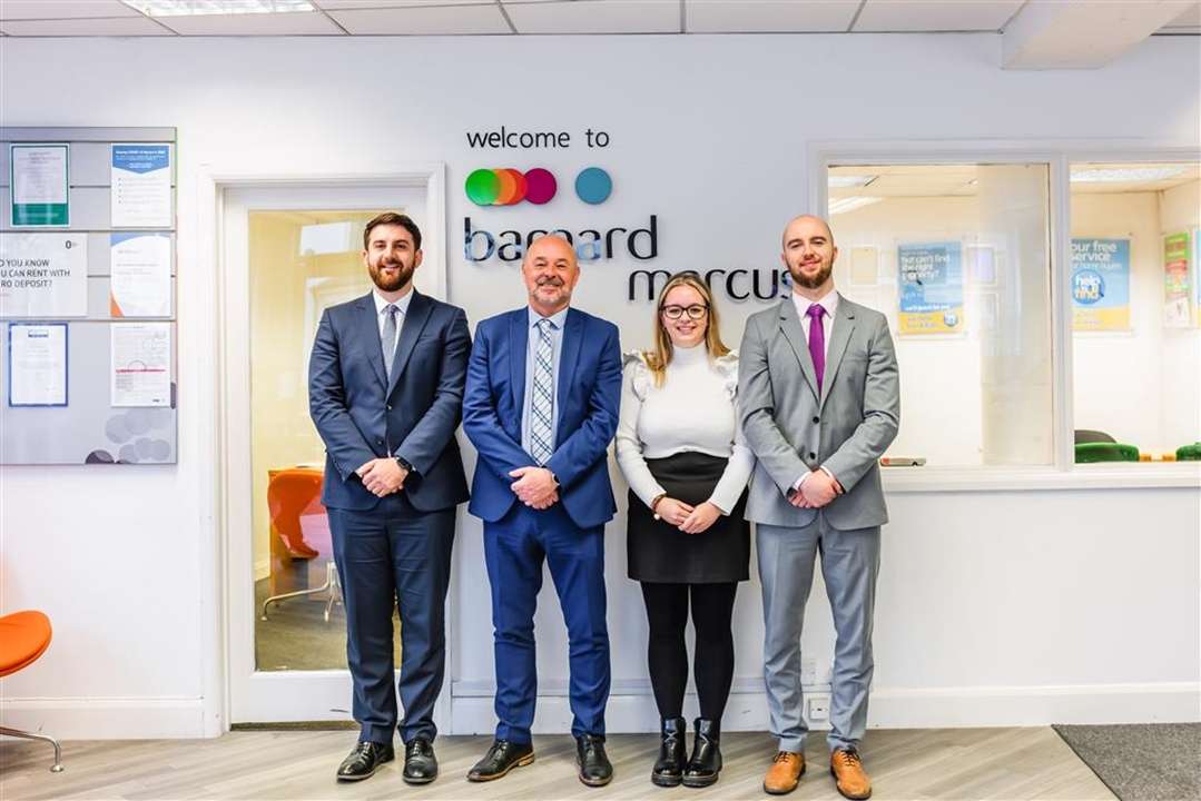 The passionate team at Barnard Marcus South Croydon would love to sell your property or help you find your dream home